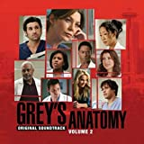 Greys Anatomy Soundtrack - Vol 2 CD