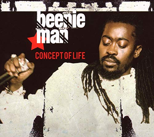Concept of Life [Audio CD] Beenie Man