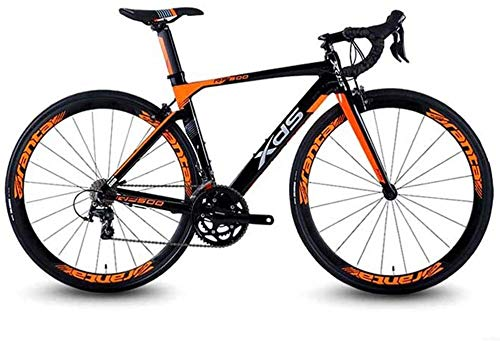 Buy Bargain 20 Speed Road Bike, Lightweight Aluminium Road Bicycle, Quick Release Racing Bicycle, Pe...