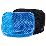 Shree Mart Egg Seater Cushion Seat Flex Pillow, Gel Orthopedic Seat Cushion Pad