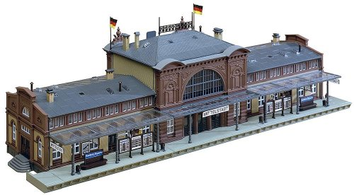 """FALLER 110115 - Bahnhof """"Mittelstadt"""""""