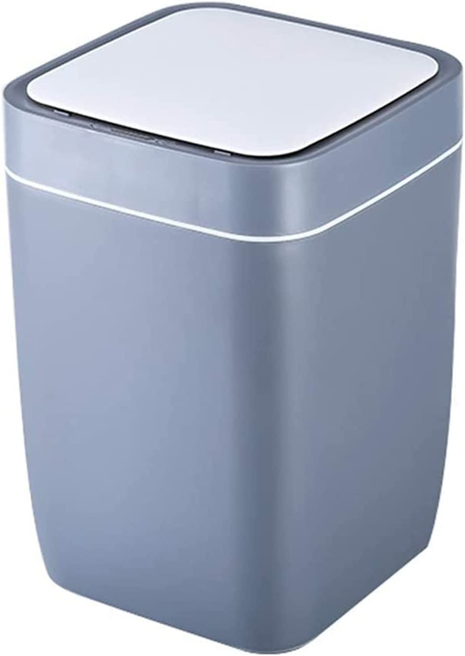 ZLQBHJ 8L Wide Opening Sensor Kitchen ABS Bin T Inventory ! Super beauty product restock quality top! cleanup selling sale Trash Automatic