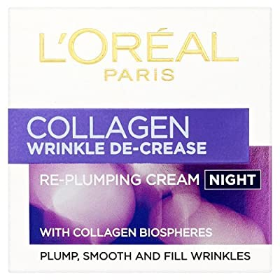 L'Oreal Paris Wrinkle Decrease Night Cream, 50ml