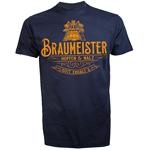 T-Shirt, DIY, Craft Beer, Bier, Hobby Shirt, Brauen, Braumeister