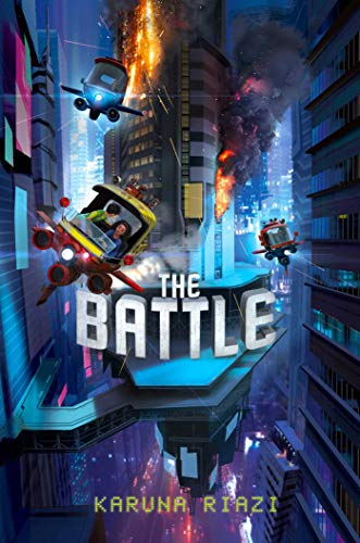 The Battle (English Edition) eBook: Riazi, Karuna: Amazon.es ...