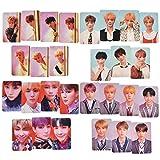 28pcs KPOP BTS Bangtan Boys J-HOPE SUGA JIM LOVE YOURSELF 結 Answer Album Poster Photo Cards Autograph Photocard Set for ARMY Gifts