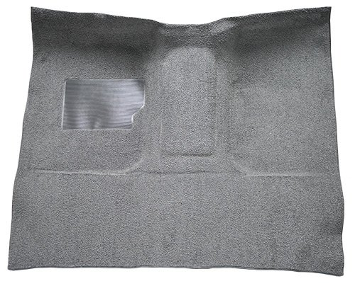 1965-1972 Ford F-100 Pickup Reg Cab 2WD 4 Speed with Gas Tank in Cab Loop Carpet