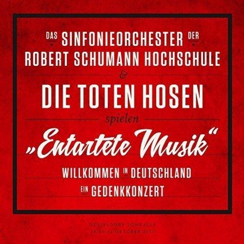 Entartete Musik Willkommen in Deutschland – ein Gedenkkonzert [3LP+DVD] [Vinyl LP]