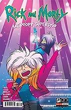 RICK & MORTY LIL POOPY SUPERSTAR #4 (OF 5) VAR LOUIS