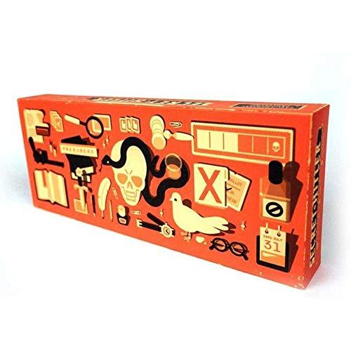 Augu Geheime Hitler Brettspiel Kartenspiel Hidden Identity Card Games-Party-Familien-Freunde-Puzzle-Spiel Kinder
