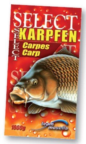 Mosella Select Karpfen 1000gr Grundfutter Karpfenfutter