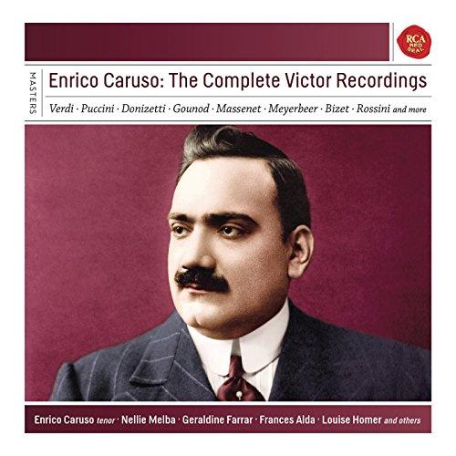 Enrico Caruso - The Complete Victor Recordings