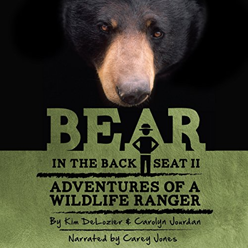 Bear in the Back Seat, Book 2 audiobook cover art
