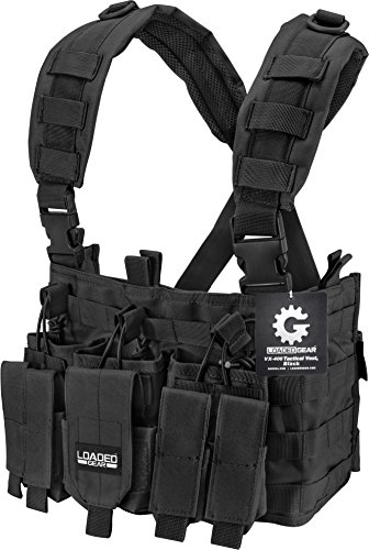Loaded Gear Chest Rig Vest Law...
