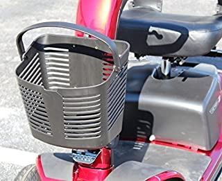 Pride Mobility Large FRONT BASKET for Victory, Go-Go Sport, Pursuit Series Scooter - Original Genuine by Pride Mobility