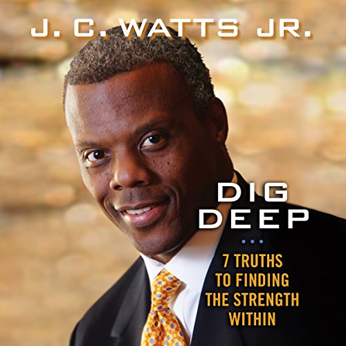 Dig Deep audiobook cover art