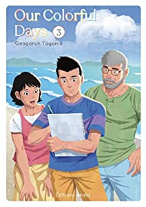 Our Colorful Days Edition simple Tome 3
