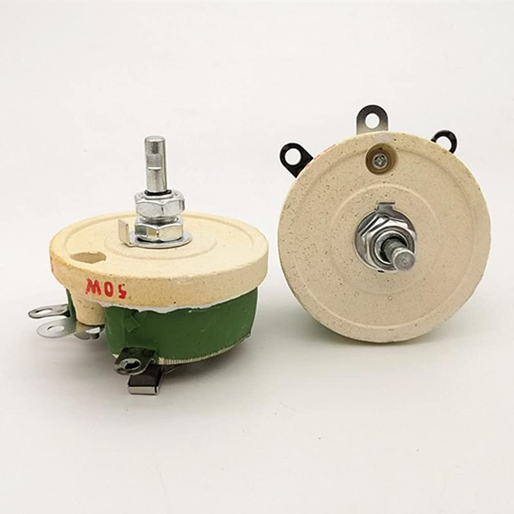 50W 100 OHM High Power Wirewound Potentiometer, Resistor, Rheost