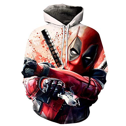 Neuer Superhelden-Film Deadpool 2 Männer Frauen 3D-Gedruckte Hoodie Fashion Pullover Hoodies Sweatshirts Streetwear Jacke Hip Hop 2020-Wy82_L