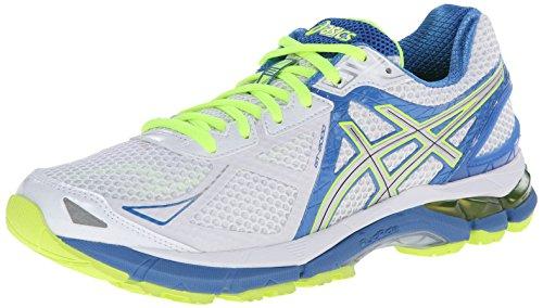 Asics GT-2000 3 - Zapatillas de Running para Mujer, Color Blanco, Talla 37 EU