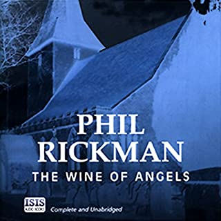 The Wine of Angels audiobook cover art