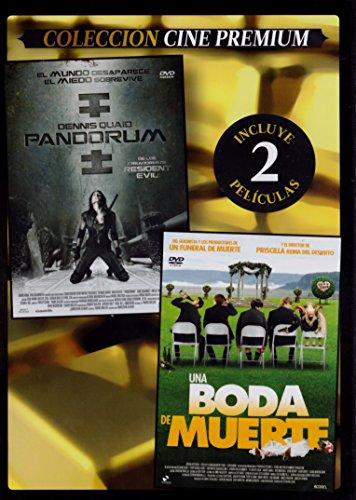 Pandorum + Una Boda De Muerte (A Few Best Men) (Estuche Slim)...