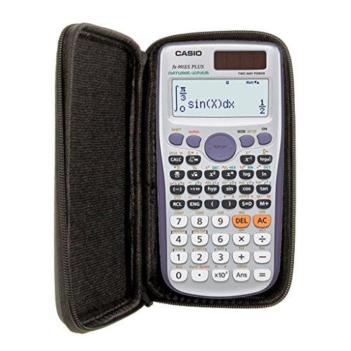 Funda protectora WYNGS para Calculadora de Casio, para Modelo: Casio FX-991ES Plus