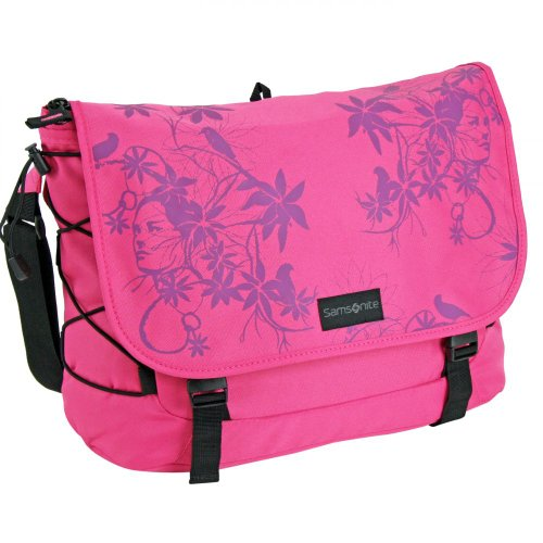 Samsonite Laptoptasche Offtread, Bloom Pink, 41x30x14, 13 liters, 44286-2682