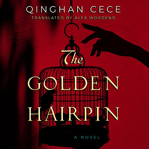 The Golden Hairpin audiobook cover art