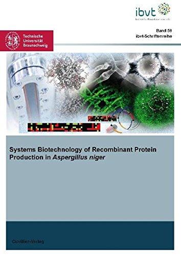 Systems Biotechnology of Recombinant Protein Production in Aspergillus niger (Schriftenreihe des Institutes für Bioverfahrenstechnik der Technischen Universität Braunschweig)
