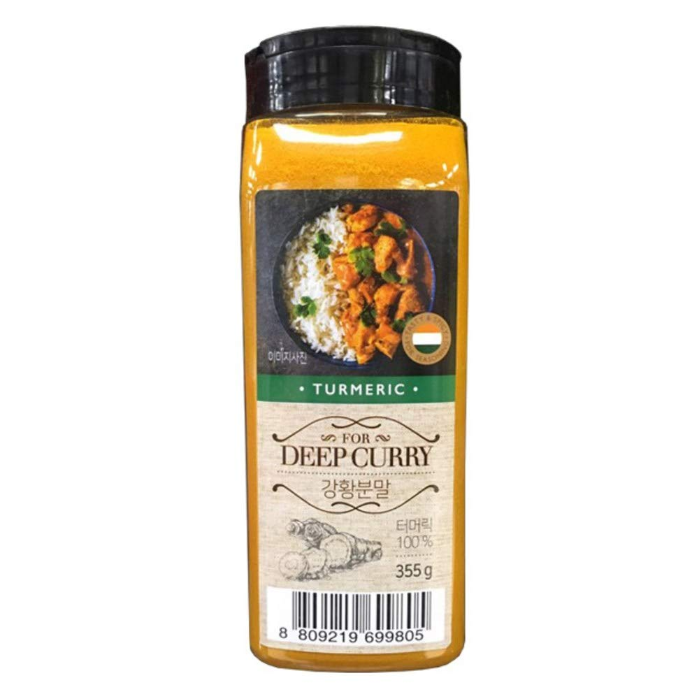 Dongwon Home Food Turmeric Powder For 40% OFF Cheap Sale Deep Container 4 years warranty 355g 1