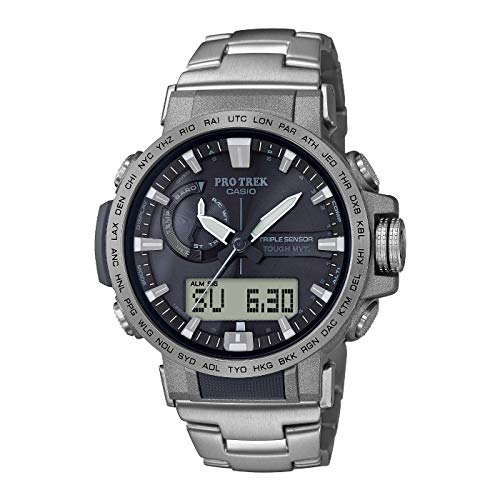 PRO TREK Climber Line horloge PRW-60T-7AER