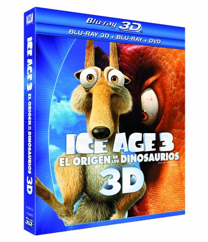 Ice Age 3  3D [Blu-ray]