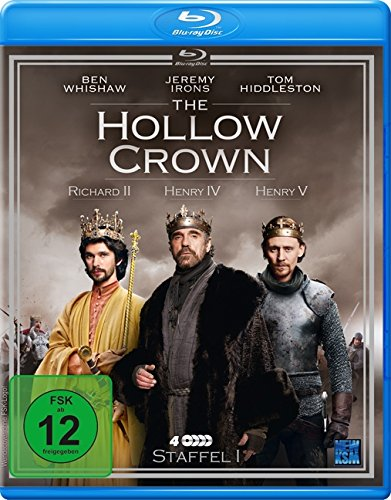 The Hollow Crown - Staffel 1 (New Edition) [Blu-ray]