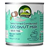 Made in THAILAND From Best Quality Coconut Rich Coconut Flavour SUGAR FREE Easy Open Cans Vegan Lactose FREE