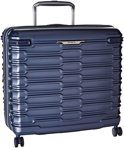 Samsonite Stryde Hardside Glider Luggage, Blue Slate, Checked-Large 25-Inch