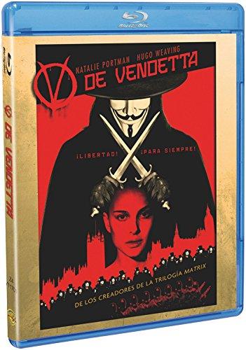 V De Vendetta Blu-Ray [Blu-ray...
