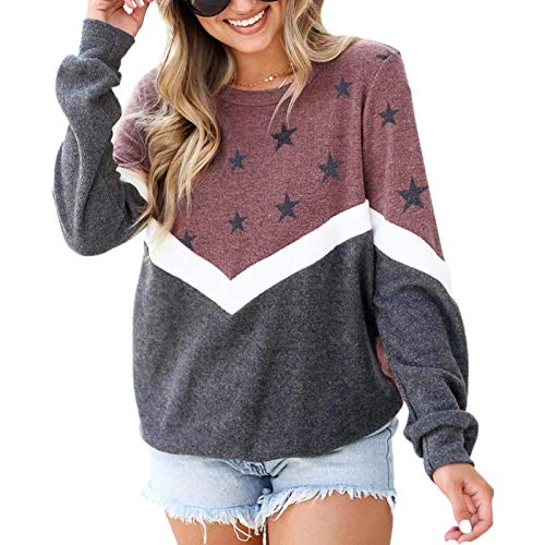 Suéter Punto Mujer Invierno Suéteres Otoño De Cuello Redondo Camiseta Manga Larga Jerséis Basico Suelto Jerseys Camisa Mujer Primavera Otoño