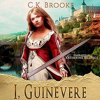 I, Guinevere  cover art