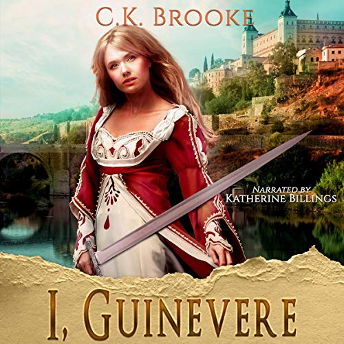 Couverture de I, Guinevere