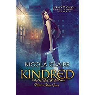 Kindred (Kindred, Book 1) A Paranormal Romance Vampire Hunter Series