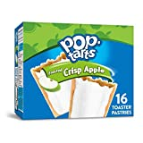 Pop Tarts Exclusive Frosted Crisp Apple 16 Count