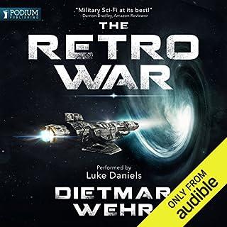 The Retro War cover art