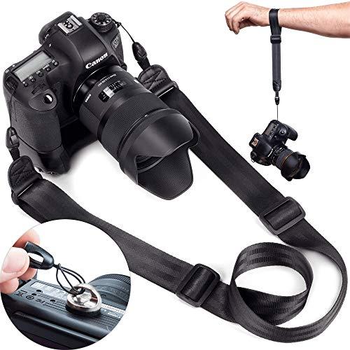 DSLR Camera Strap Quick Release   Hand Strap and