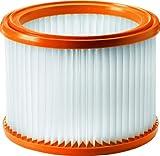 Nilfisk - 107402338 - Filtre à plis - Pour aspirateur eau/poussière (Import Allemagne)