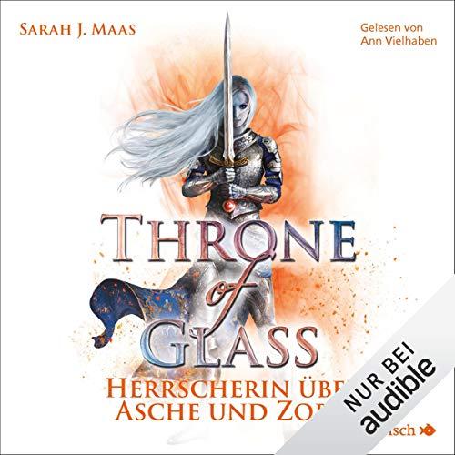 Herrscherin über Asche und Zorn audiobook cover art