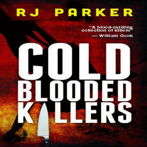 Cold Blooded Killers audiobook cover art