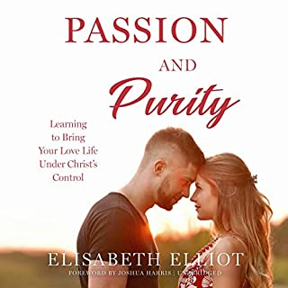Passion and Purity audiobook cover art