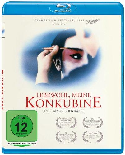 Lebewohl, meine Konkubine [Blu-ray]