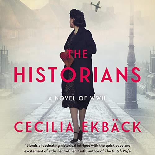 The Historians Audiobook By Cecilia Ekbäck cover art